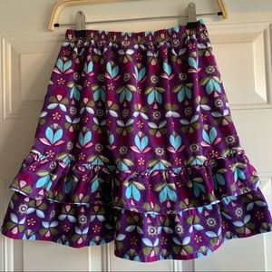 •Hanna Andersson• HostPick🎉Corduroy Skirt-Size 10